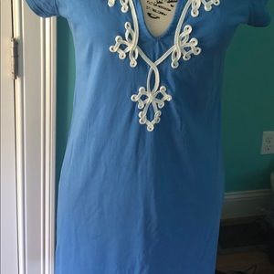 Lilly Pulitzer cotton dress- size small